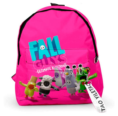 Mochilas colores fall guys